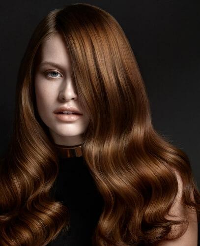 hair photography in dubai